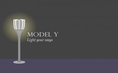 Logo Model Y